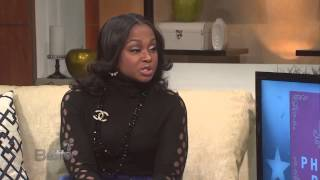 Phaedra Parks Talks Real Housewives and Her Decision To Become A Mortician