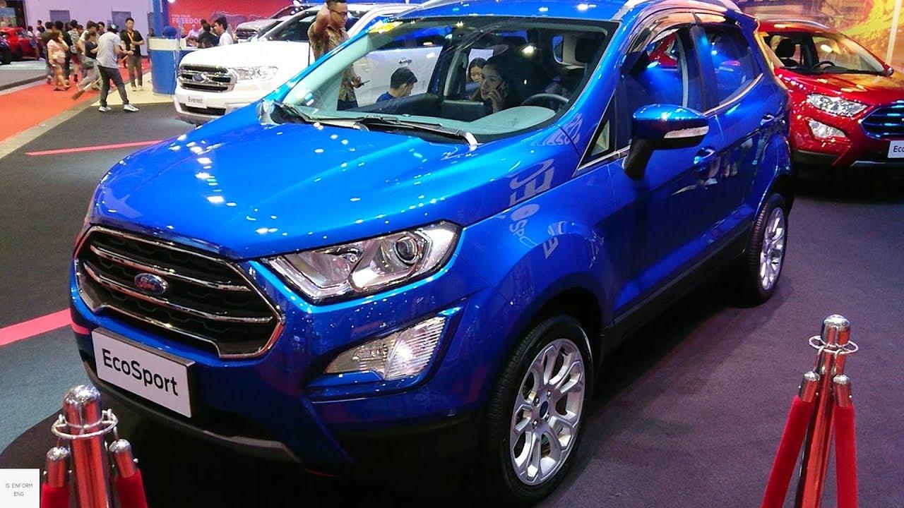 Ford EcoSport 2020 phiên bản 1.0 Ecoboost Titanium