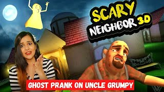 Scary Neighbor 3D Horror Game | GHOST PRANK