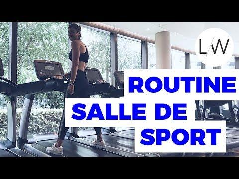 Routine Salle De Sport 45 Min Total Body Youtube