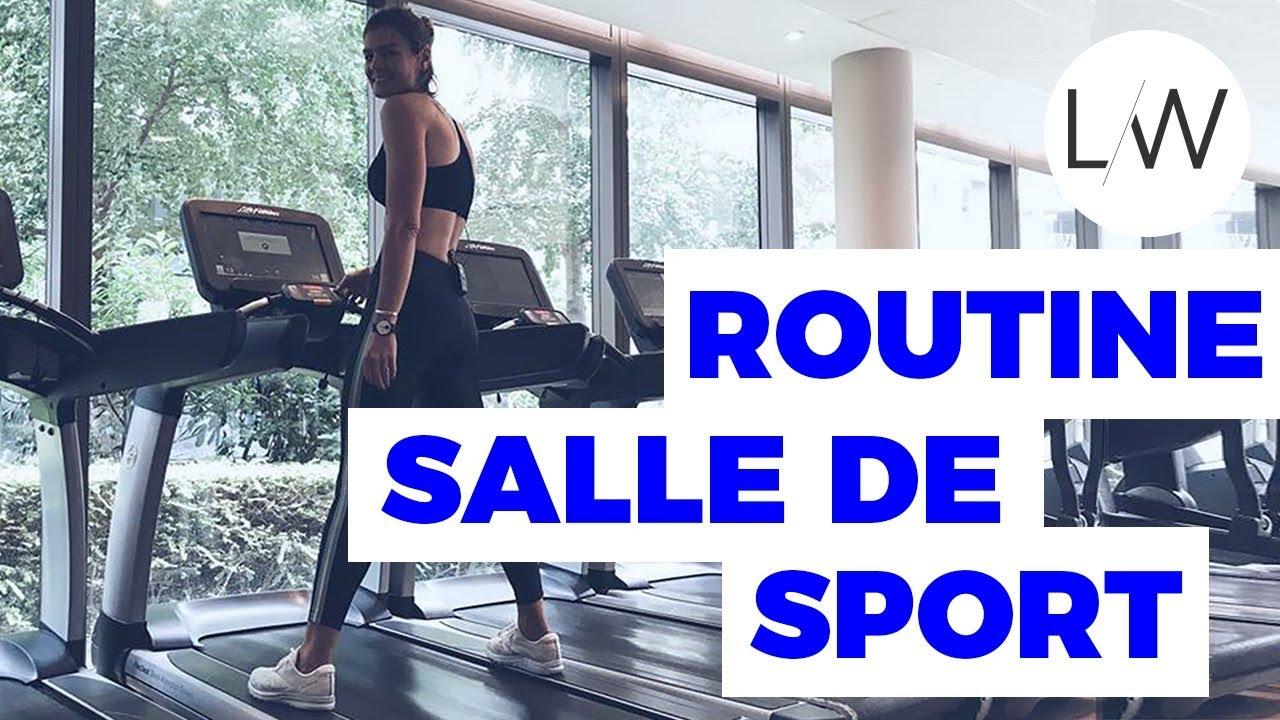 Routine salle de sport (45 min) – Total Body