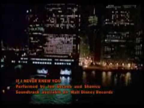 Jon Secada Amp Shanice If I Never Knew You Karaoke