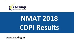 NMIMS CDPI 2018 Results Announce: Congratulations !