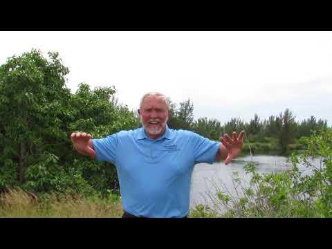 John Karcher  Concerning the potential land swap