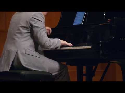 Tsontakis Ghost Variations - Owen Zhou, piano