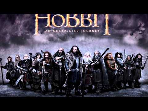 Lo hobbit - la canzone dei nani [over the misty mountains cold - ITA]