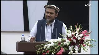 سخنرانی مولانا حبیب الرحمن سیاف در سال یاد شهید احمدشاه مسعود#Rosta TV