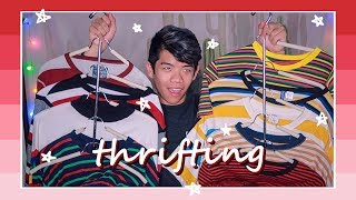i may have a shopping problem | thrift store haul