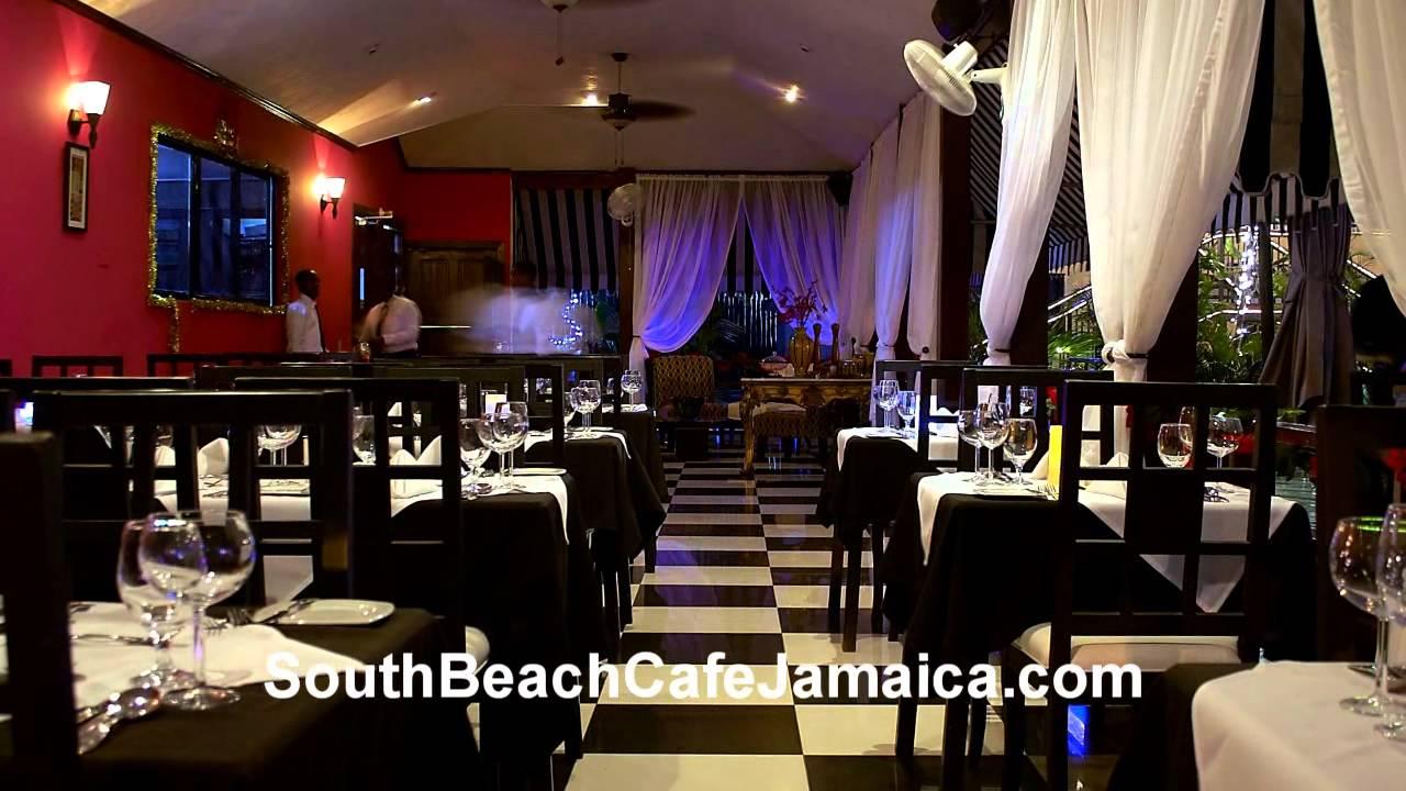 South Beach Cafe Menu