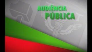 Audi�ncia P�blica - Conselho Municipal do Direito da Mulher 22/08/2016