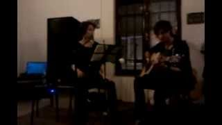 Bonobo- Stay the same Acoustic Cover (@Geobar Bucharest)