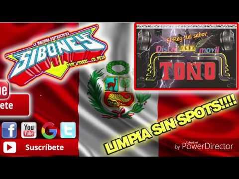 Lagrimas De Amor -  Cumbia Peruana (((LIMPIA))) **Los Yungas**