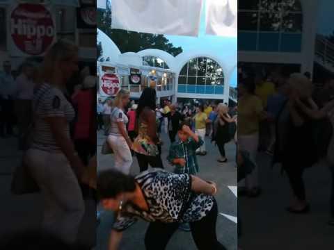 Greek ladies dance
