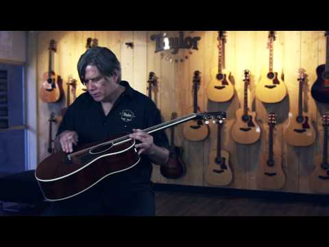 Taylor 522 12-Fret Acoustic Overview - Big Music