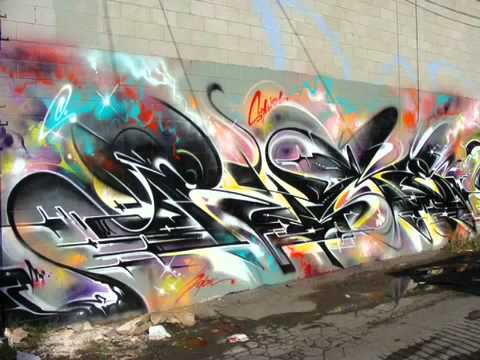 MSK AWR ICR GRAFFITI - YouTube