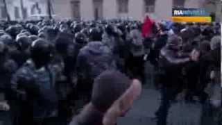 Ukraine: Misstrauensvotum gescheitert -- Pro-Europa-Proteste halten an
