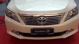 Toyota Camry 2.0GX 2014 Short Take