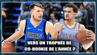 LUKA DONCIC / TRAE YOUNG : VERS UN CO-ROOKIE DE L'ANNÉE ? First Talk NBA 78