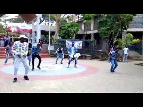 Liit dance #flashmob