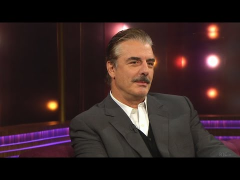 Chris Noth talks about working with Sarah Jessica Parker | The Ray D'Arcy Show | RTÉ One