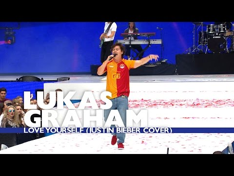 Lukas Graham - 'Love Yourself' (Justin Bieber Cover) (Live At The Summertime Ball 2016)