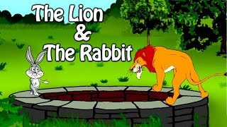 The Lion and the Rabbit | Grandpa Stories | English Moral Stories For Kids