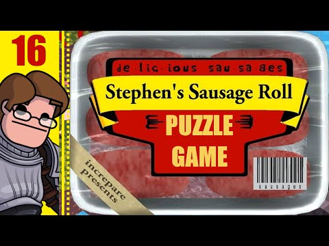 Let's Play Stephen's Sausage Roll Part 16 - Four-faced Liar