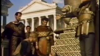 LIVIUS DECLINES THE THRONE- FINALE - THE FALL OF THE ROMAN EMPIRE MOVIE 1964 Stephen Boyd
