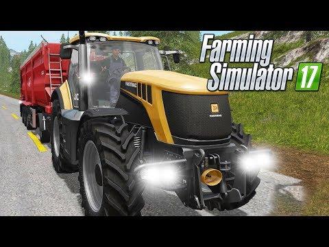 NAJSZYBSZY CIĄGNIK W GRZE!   FARMING SIMULATOR 17   #12