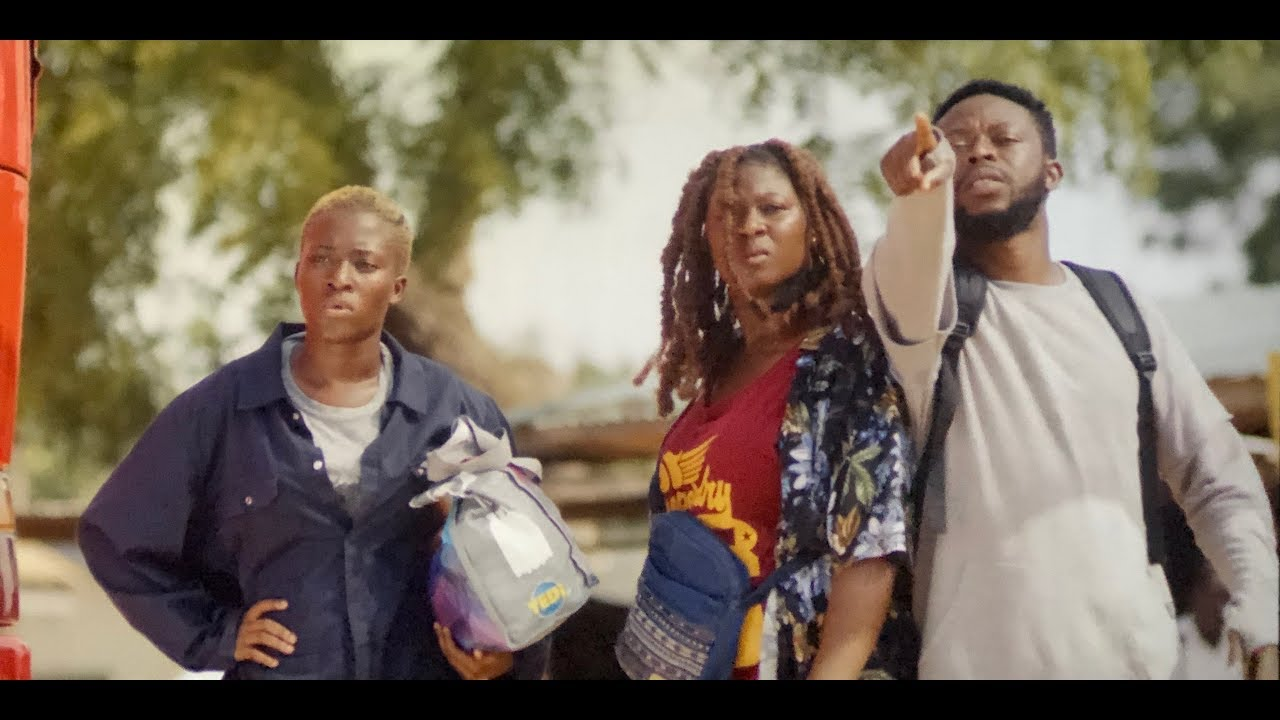 Download AWAY BUS with Fella Makafui, Salma Mumin, Kalybos, Yaw Dabo, Agya Koo, is a must watch & Here's why