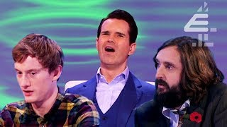 """You Make Me Sick So Much, Jimmy Carr\"" James Acaster\'s Rant! 