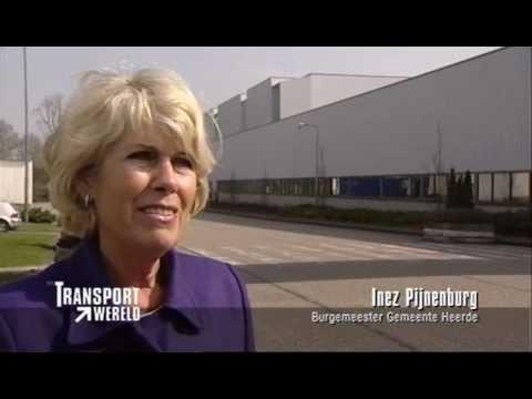 RTL Transportwereld - Kruizinga.nl verhuizing naar Wapenveld deel 1