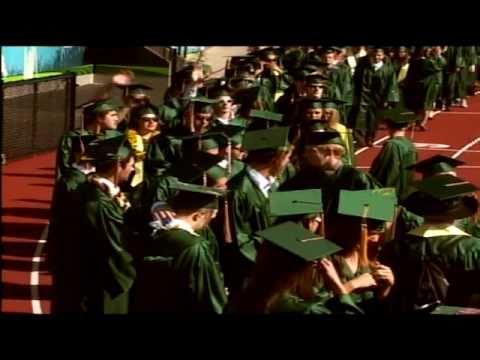 2010 University of Oregon Commencement