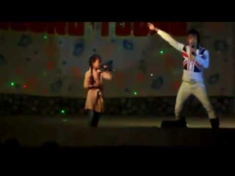 Bé gái 9 tuổi song ca cùng ca sĩ Lâm Chấn Khang!   YouTube