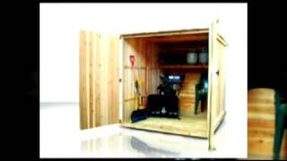 Binsolutions Storage Sheds And Outdoor Storage