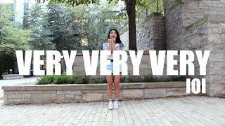 Video I.O.I(아이오아이) _ Very Very Very(너무너무너무) _ Lisa Rhee Dance Cover download MP3, 3GP, MP4, WEBM, AVI, FLV Maret 2017