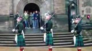Changing of the Guards - Edinburgh Castle Part 2