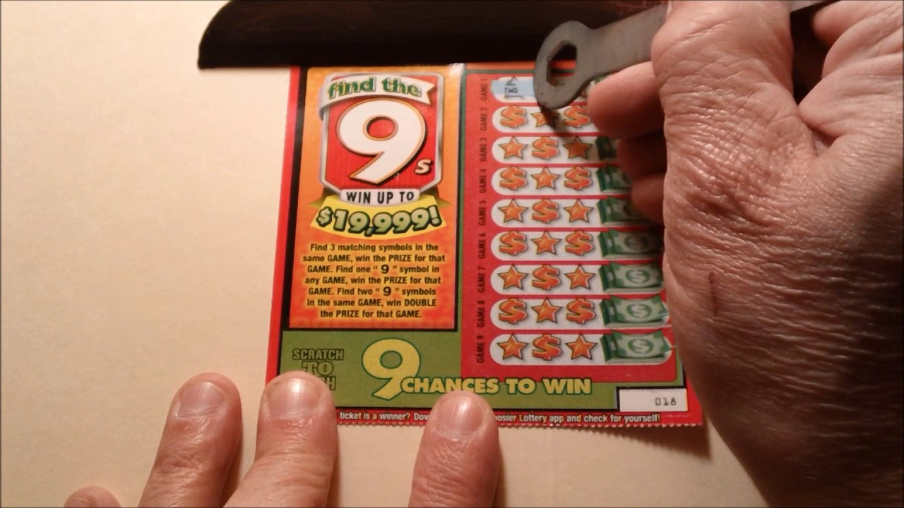 lottery search