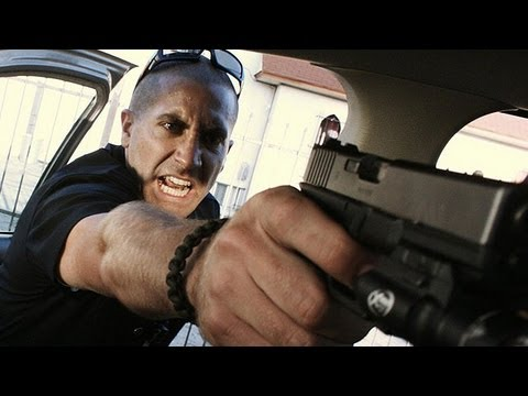 End of Watch Clip - Facing the Danger