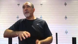 360 Fitness Sherwood Park Client Testimonial: Tony T