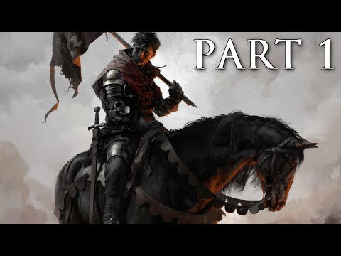 KINGDOM COME DELIVERANCE Walkthrough Gameplay Part 1 - INTRO (PS4 PRO)