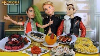 Вкусняшки к 8 марта за 5 минут | Куклы готовят  #womencreate