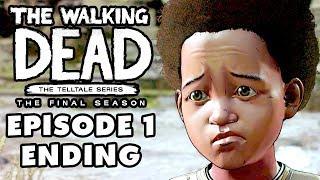 The Walking Dead: The Final Season - Episode 1: Done Running - Gameplay Walkthrough Part 4