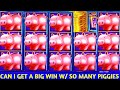 High Limit Piggy Bankin Slot Machine FIGHT &  HANDPAY JACKPOT ! Live Slot Play  | SE-3 | EP-14