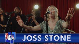 """Joss Stone """"Walk With Me"""""""