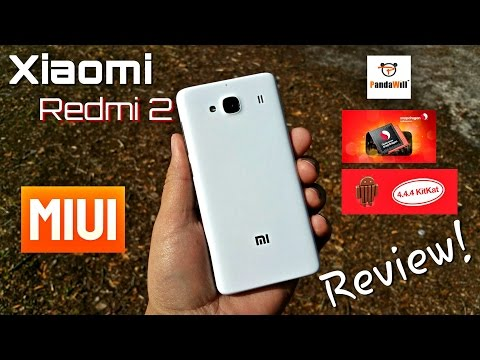 Xiaomi Redmi 2 - [Review] - Snapdragon 410 - 64 Bit - 4G LTE