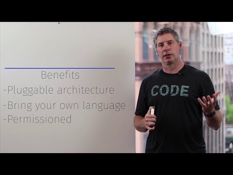 Blockchain 101: Technical benefits of The Linux Foundation's Hyperledger Fabric with Mark Parzygnat