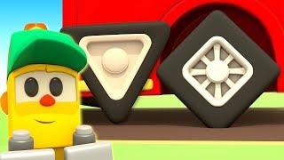 Kinder Cartoon auf Deutsch - Liftys Laden - Die Autos brauchen neue Räder