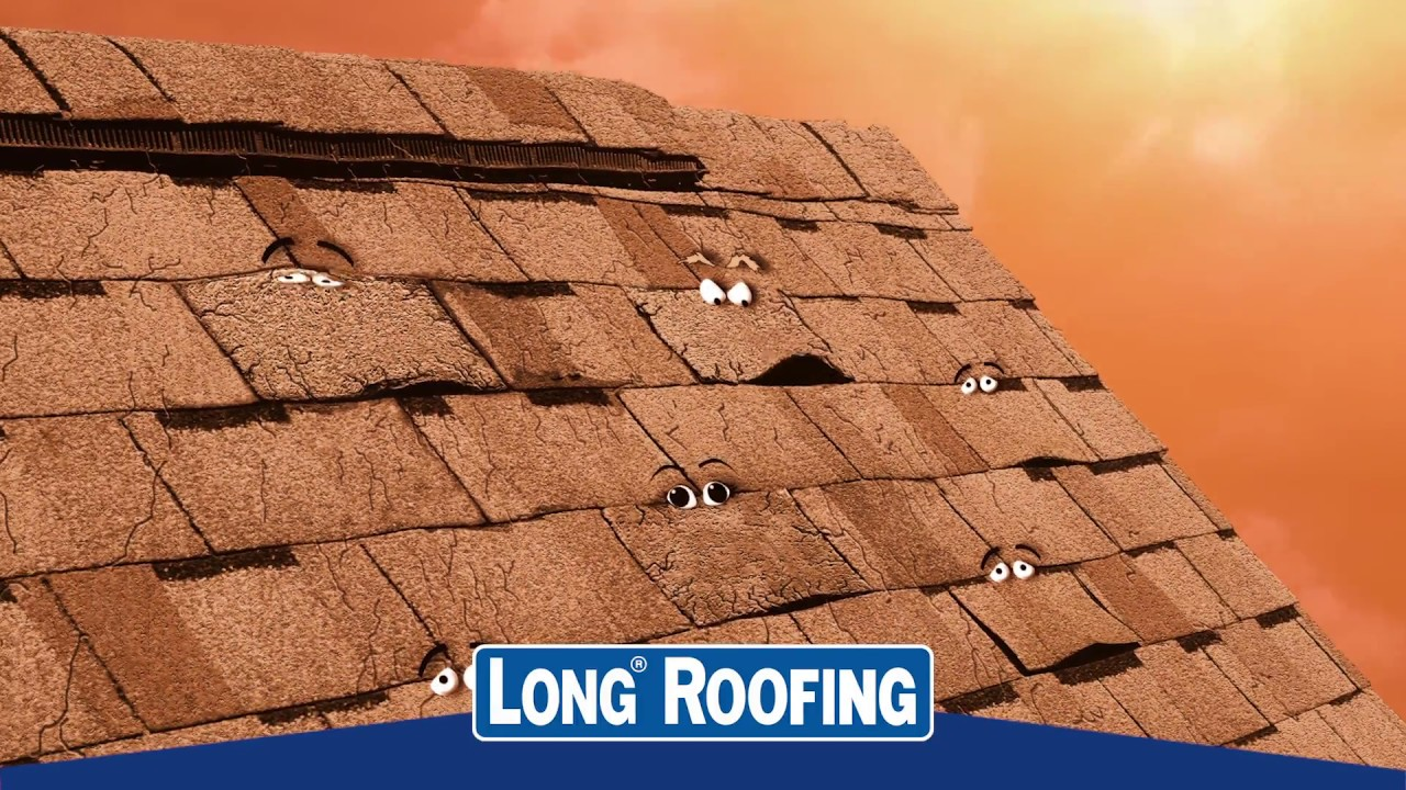 Long Roofing Summer Talking Shingle Commercial   ESB Advertising