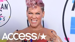 Pink Will Sing The National Anthem At Super Bowl LII | Access